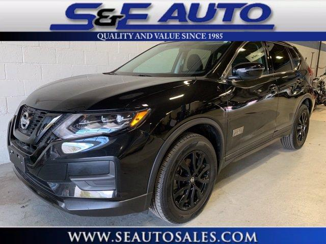 Used 2017 Nissan Rogue SV for sale $19,998 at S & E Auto Sales Weymouth in Weymouth MA