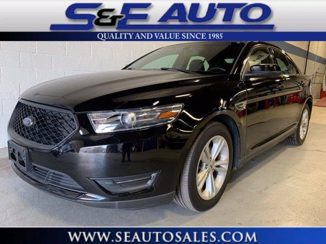 Used 2018 Ford Taurus SEL for sale $16,998 at S & E Auto Sales Weymouth in Weymouth MA