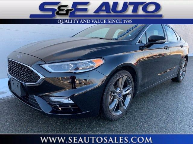 Used 2017 Ford Fusion Sport for sale $19,998 at S & E Auto Sales Weymouth in Weymouth MA