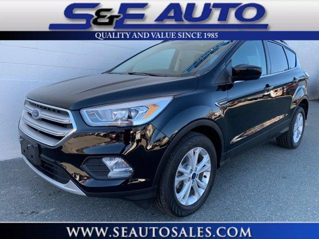 Used 2018 Ford Escape SEL for sale $23,998 at S & E Auto Sales Weymouth in Weymouth MA