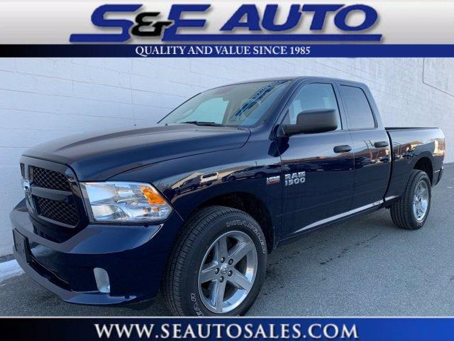 Used 2017 Ram 1500 Express for sale $28,998 at S & E Auto Sales Weymouth in Weymouth MA