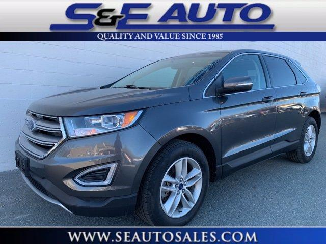 Used 2017 Ford Edge SEL for sale $21,998 at S & E Auto Sales Weymouth in Weymouth MA