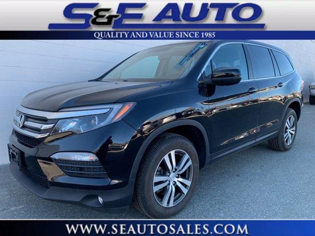 Used 2017 Honda Pilot EX-L for sale $26,998 at S & E Auto Sales Weymouth in Weymouth MA