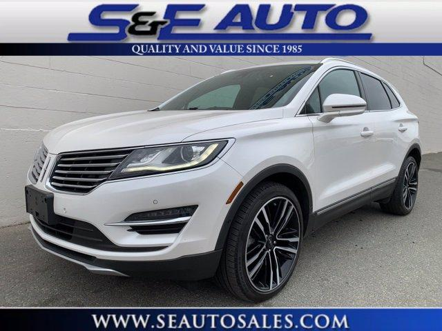 Used 2018 Lincoln MKC Reserve for sale $29,498 at S & E Auto Sales Weymouth in Weymouth MA