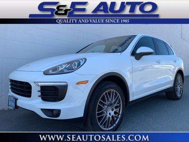 Used 2016 Porsche Cayenne Base for sale $33,998 at S & E Auto Sales Weymouth in Weymouth MA