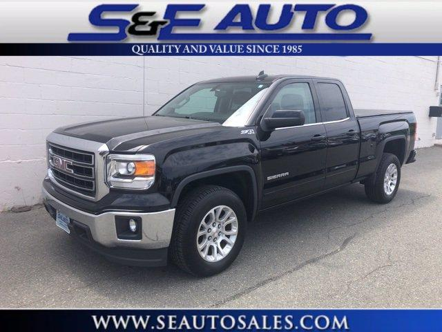 Used 2015 GMC Sierra 1500 SLE for sale $30,998 at S & E Auto Sales Weymouth in Weymouth MA