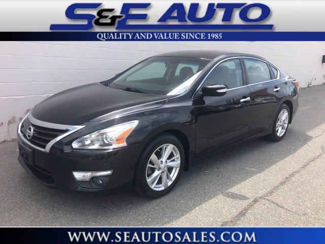 Used 2015 Nissan Altima 2.5 SL for sale $13,998 at S & E Auto Sales Weymouth in Weymouth MA