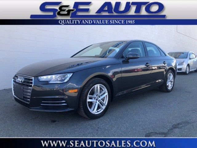 Used 2017 Audi A4 2.0T Premium for sale $28,998 at S & E Auto Sales Weymouth in Weymouth MA
